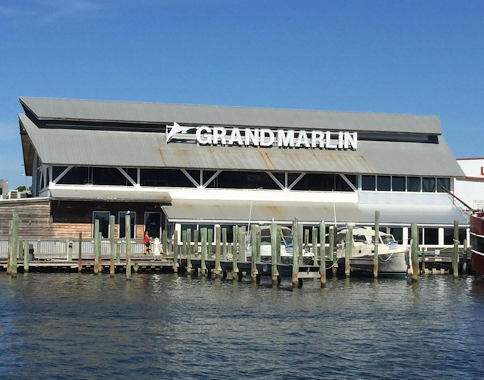Grand Marlin Restaurant Panama City Beach Florida